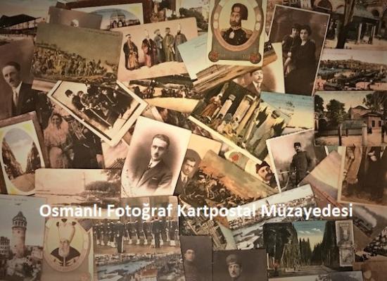 Osmanlı Fotoğraf Kartpostal Müzayedesi
