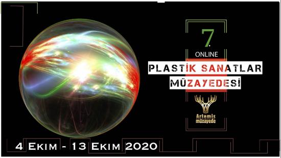 7. Artemis Online Plastik Sanatlar Müzayedesi