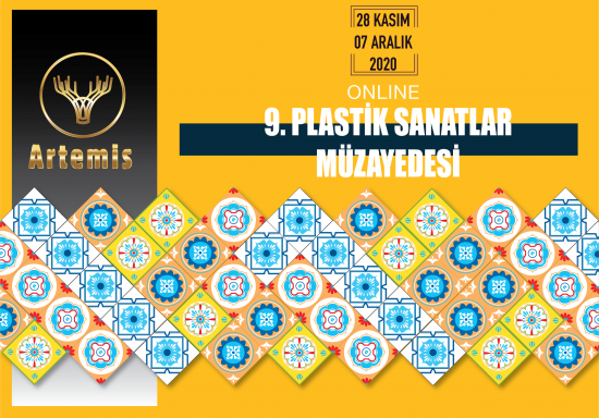 9. Artemis Online Plastik Sanatlar Müzayedesi