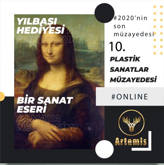 10. Artemis Online Plastik Sanatlar Müzayedesi