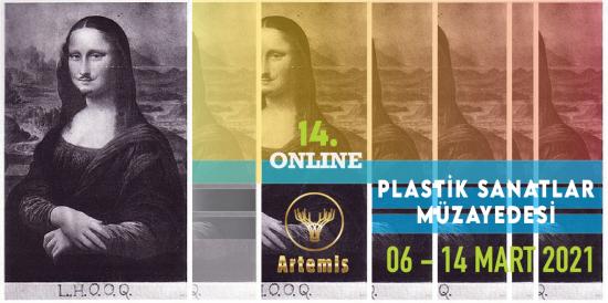 14. Artemis Online Plastik Sanatlar Müzayedesi