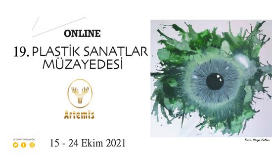 19. Artemis Online Plastik Sanatlar Müzayedesi